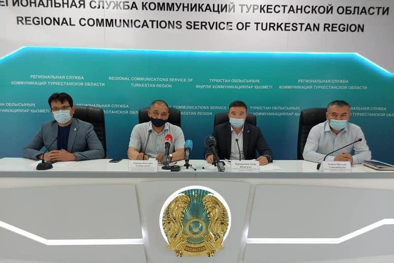 Около 1 тысячи очередников обеспечили жильем в Туркестанской области