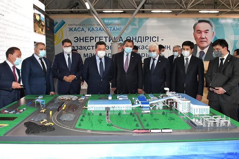 Kazakh PM Askar Mamin visits Pavlodar rgn