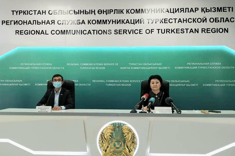 Түркістан облысында 2 мыңнан астам оқушы — «Алтын белгіге» үміткер