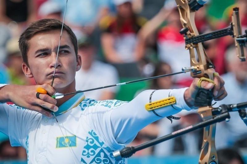 Казахстанские лучники стартовали на этапе Кубка мира в Швейцарии