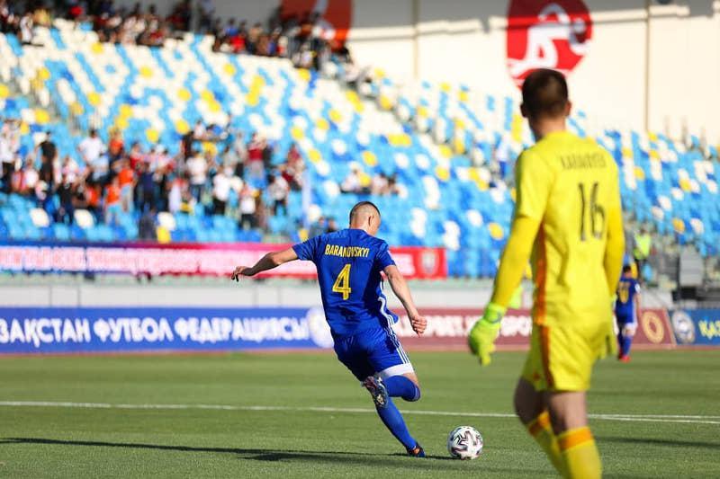 Футбол: «Ақжайық» қатарынан төртінші жеңісіне қол жеткізді
