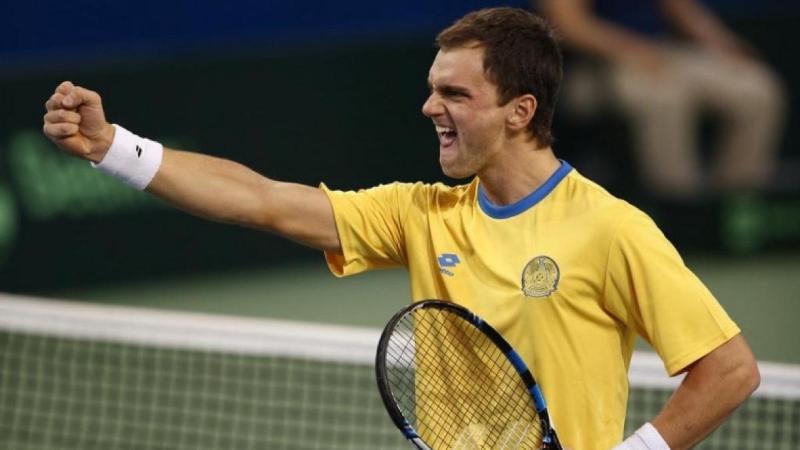 Қазақстандық теннисші жұптық сында Лион турнирінің ширек финалына шықты