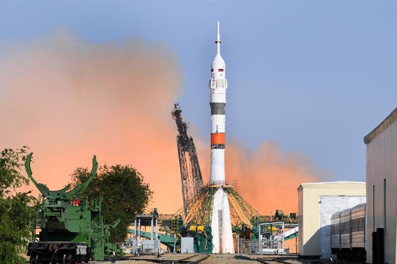 今年拜科努尔航天发射场将再执行11次发射任务