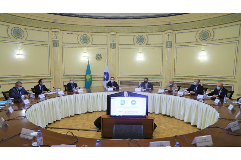 Республиканское совещание АНК проходит в Алматы