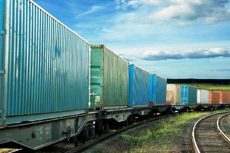 1-4月中哈铁路货运量超700万吨