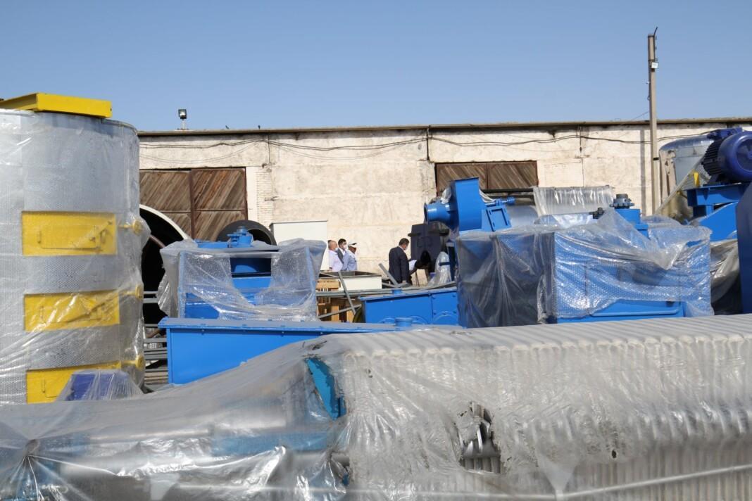 哈-土合资棉籽油厂将于2022年投产