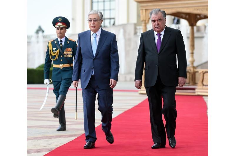 Касым-Жомарт Токаев: С Президентом Таджикистана договорились продолжить курс на укрепление казахско-таджикского стратегического партнерства