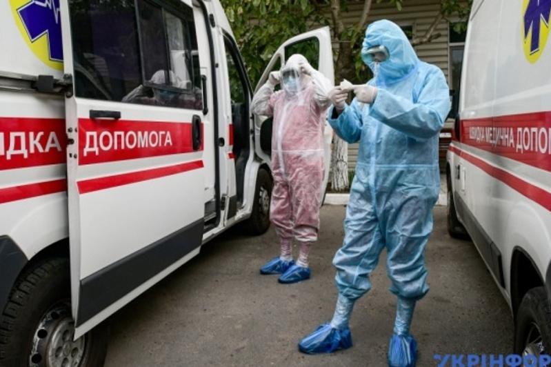 Ukraine reports 5,165 new coronavirus cases