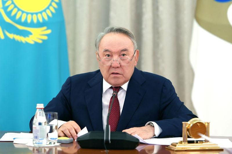 Нурсултан Назарбаев назвал направления экономики, которые необходимо развивать в ЕАЭС