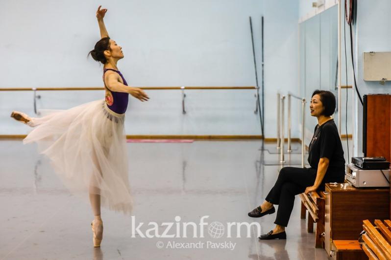 Театр оперы и балета имени Абая готовит премьеру балета «Спартак»