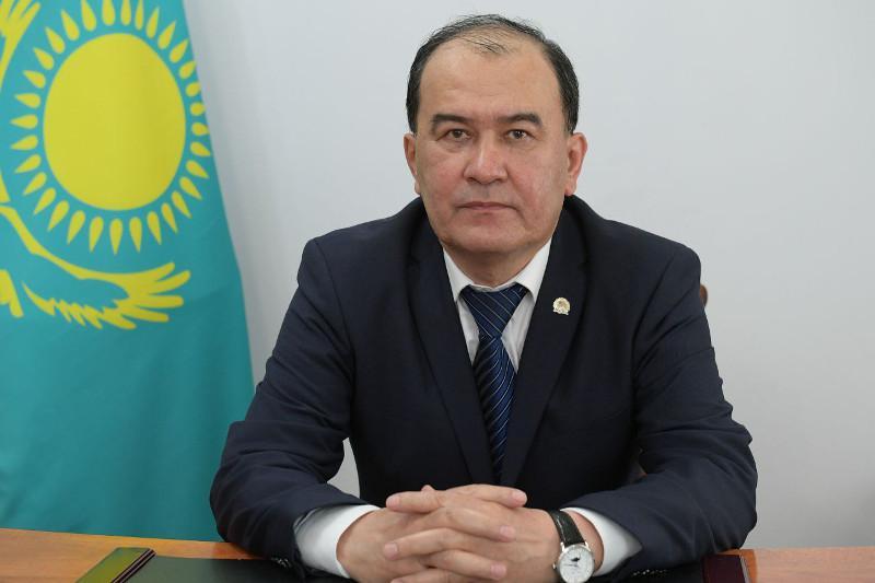 Акимом Аксу назначен Жанат Шугаев