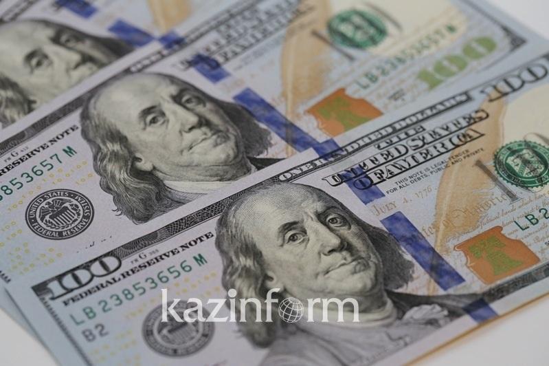Доллар подешевел на торгах KASE