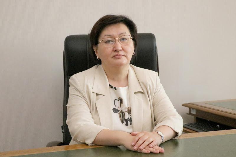 Айжан Шайназарова назначена руководителем аппарата Министерства информации и общественного развития РК