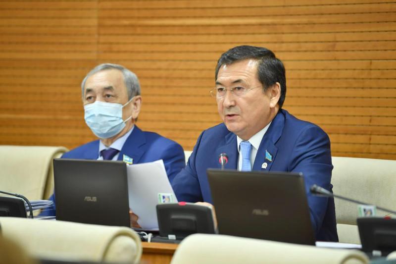 Депутаты выразили обеспокоенность неблагоприятной экоситуацией в Каспийском море