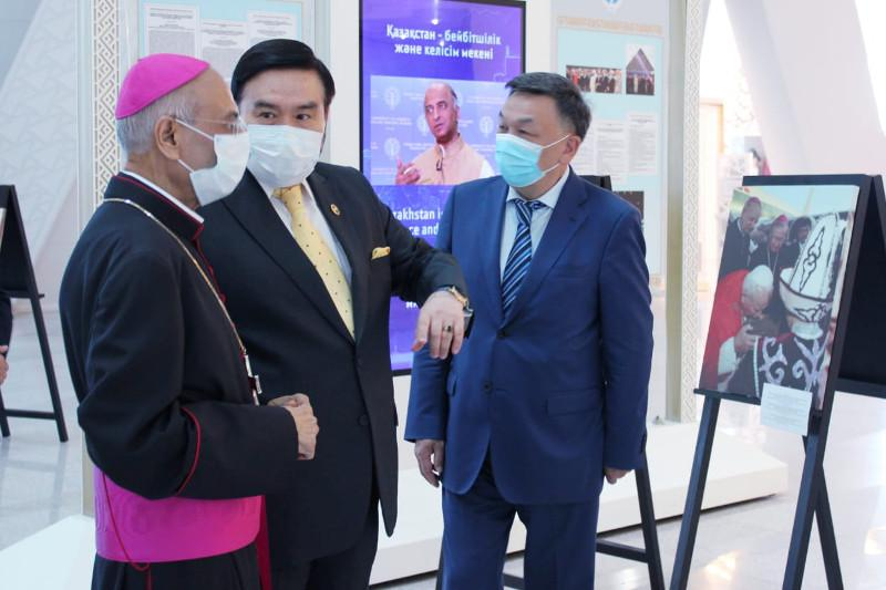 N. Nazarbayev Center hosts 2ndint'l photo exhibition «The Way of Peace and Harmony»
