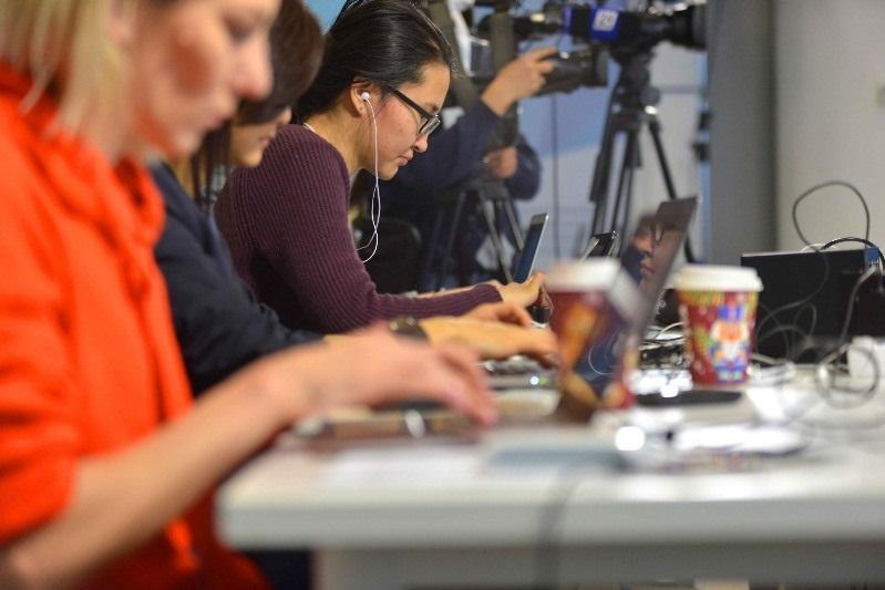Аида Балаева оценила работу СМИ в освещении темы пандемии
