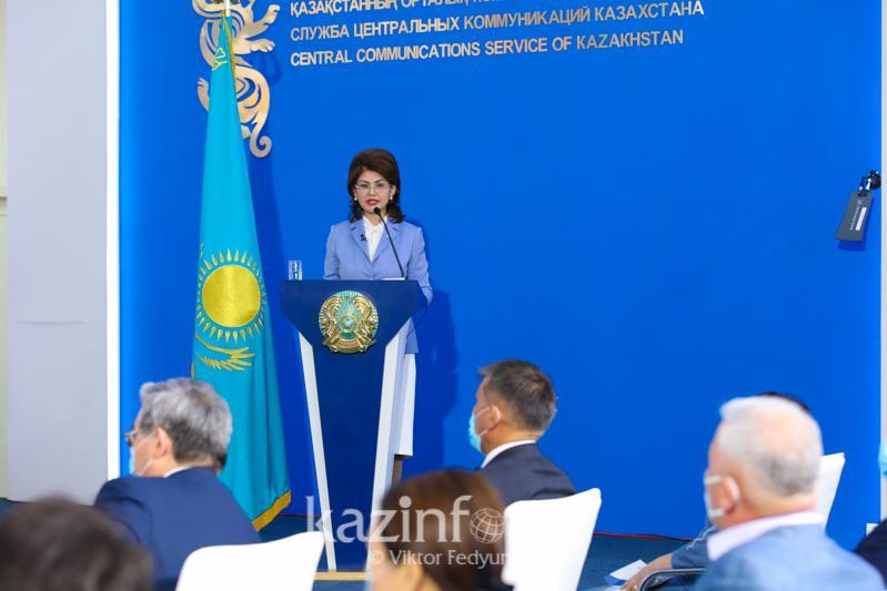 Stopfake.kz сайты 1263 фейкті жоққа шығарды - Аида Балаева