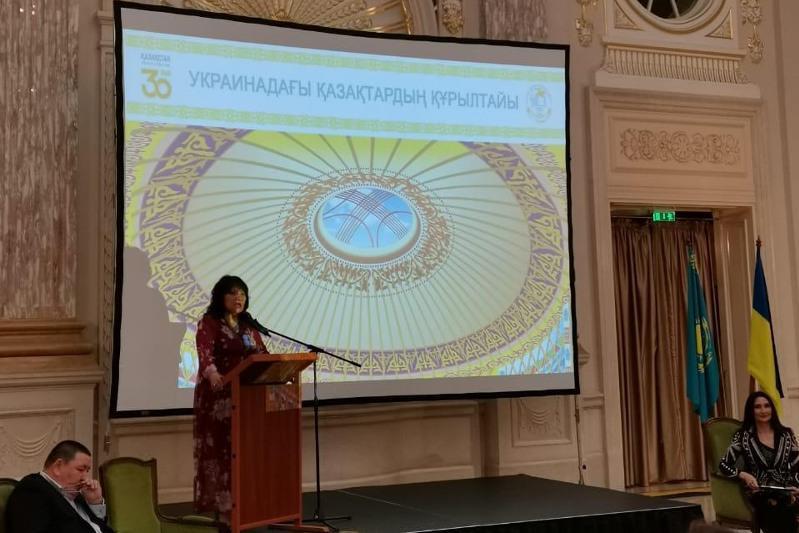 Ассоциация казахов создается в Украине