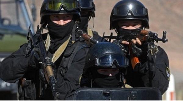 Освобождение заложников и нейтрализацию террористов отрабатывали в Таразе
