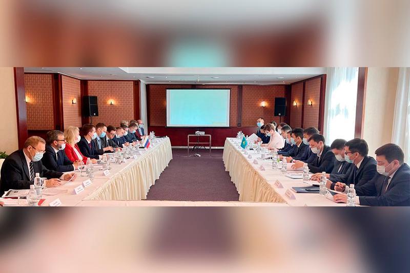 Kazakhstan, Russia debate biosafety cooperation