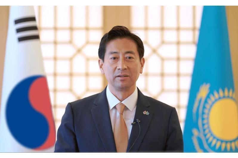 韩国驻哈大使邱泓锡:哈萨克斯坦是一个充满机遇的国家