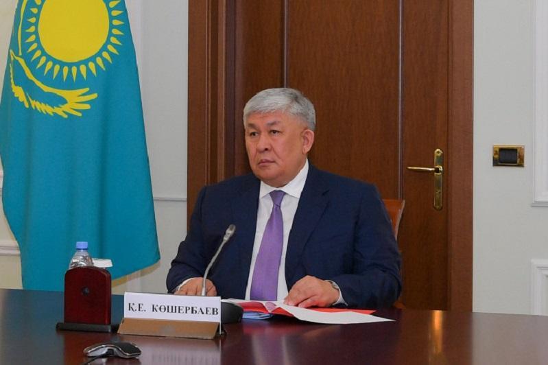 Крымбек Кушербаев провел заседание Комиссии по вопросам гражданства