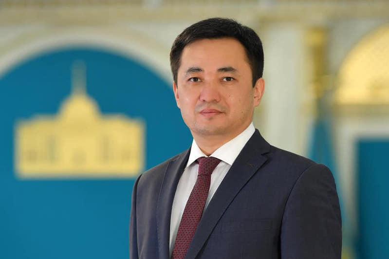 Айбек Дадебаев назначен заместителем Управляющего делами Президента РК