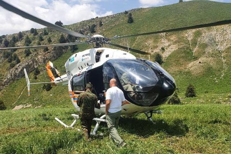 Спасателями Туркестанской области найдены трое из семи пропавших
