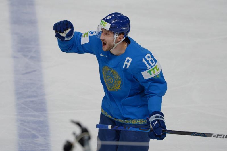 2021年男子冰球世锦赛:哈萨克斯坦队将对阵加拿大
