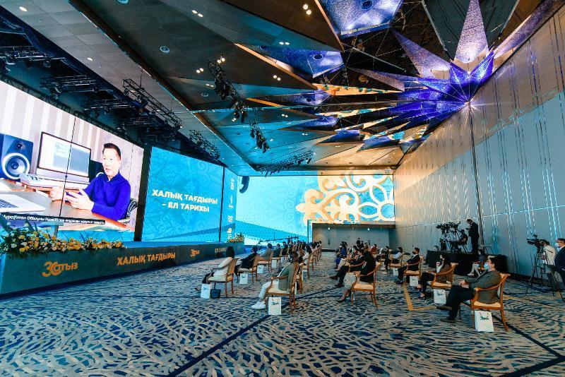 Reps of various generations meet in Kazakh capital