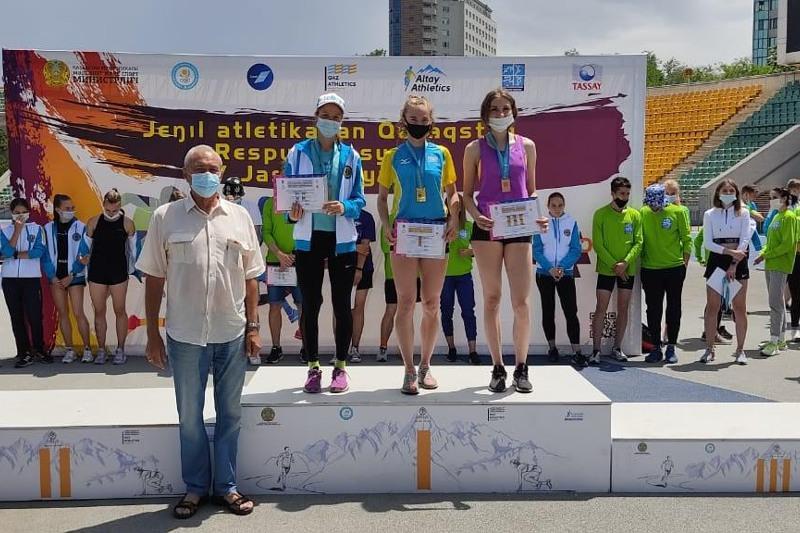 Карагандинские легкоатлеты завоевали 25 медалей на Молодёжных играх РК