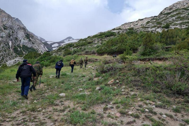 Түркістан облысының тауларында жоғалған екі туристің денесі табылды