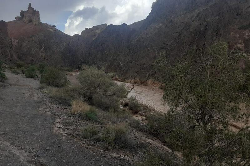 Трагедия в Чарынском каньоне: погибли ученица и учитель школы