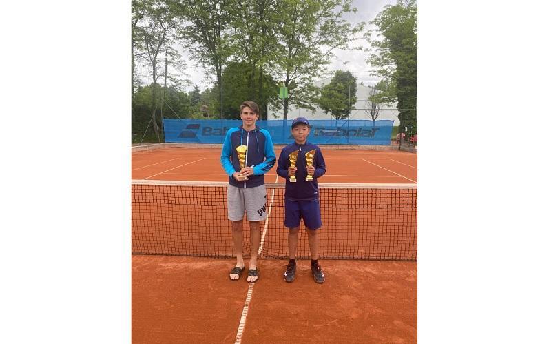 Теннис: Заңғар Нұрланұлы Мажарстанда өткен турнирдің жеңімпазы атанды
