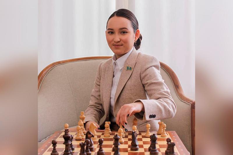 Жансая Әбдімәлік халықаралық гроссмейстер атанды