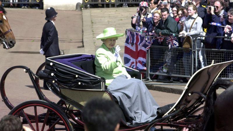 Как отпразднуют платиновый юбилей Елизаветы II в Великобритании