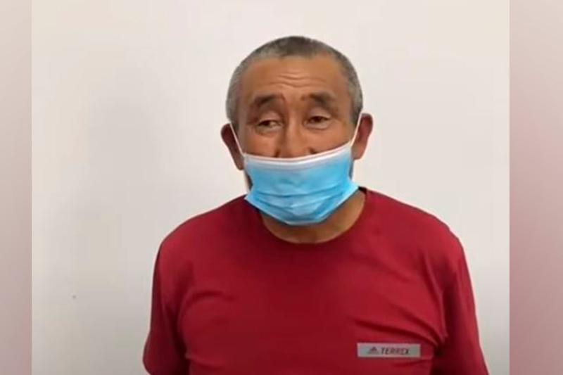 Алматы облысының тұрғыны медицина қызметкерлеріне тегін қымыз таратуда