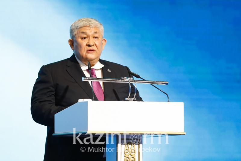 Крымбек Кушербаев - молодым казахстанцам: Удивите нас и весь мир