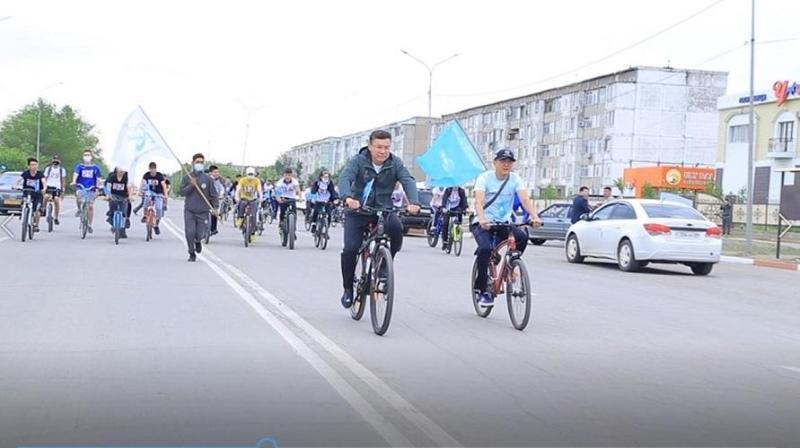 Как отметили День государственных символов в Карагандинской области
