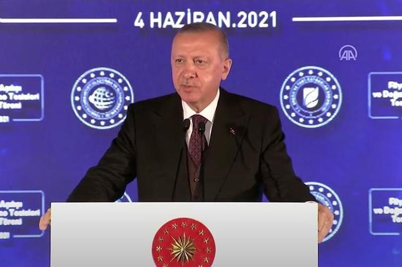 土耳其总统:在黑海又发现1350亿立方米天然气