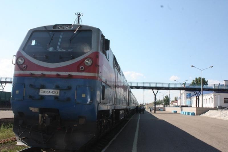 Новые поезда на Алаколь запустят с 18 июня