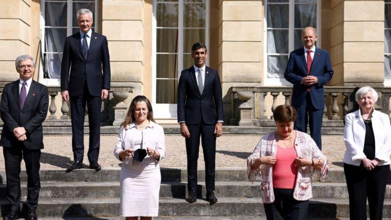 Страны G7 договорились о налогообложении гигантов бизнеса