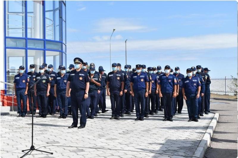 В международных спасательных операциях готовы участвовать казахстанские водолазы
