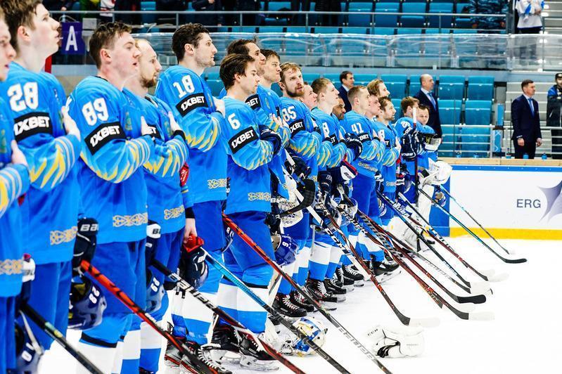 国际冰球联合会最新排名:哈萨克斯坦国家队位居第13位