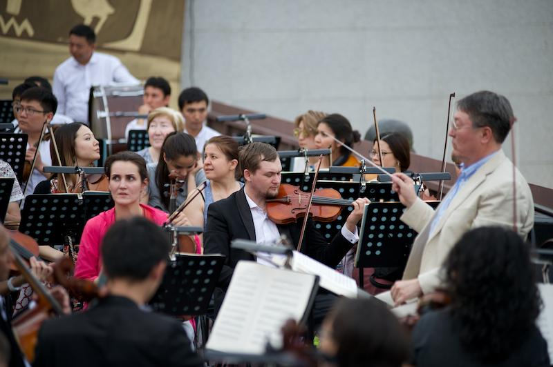 Astana Opera to give open-air concerts this summer