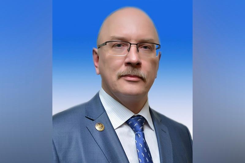 Денис Шипп назначен на должность Председателя Высшего Судебного Совета РК