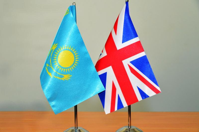 Казахстанские и британские парламентарии укрепляют двусторонние отношения