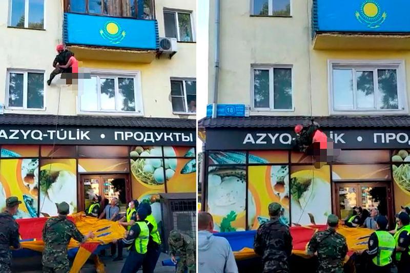 Жительницу ВКО спасли сотрудники ДЧС