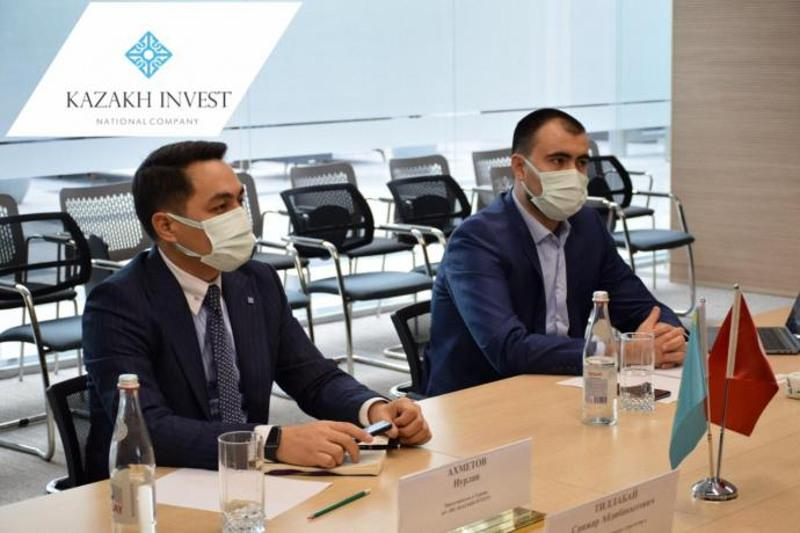 Investors from Turkey ready to implement project in Kazakhstan's chemical industry