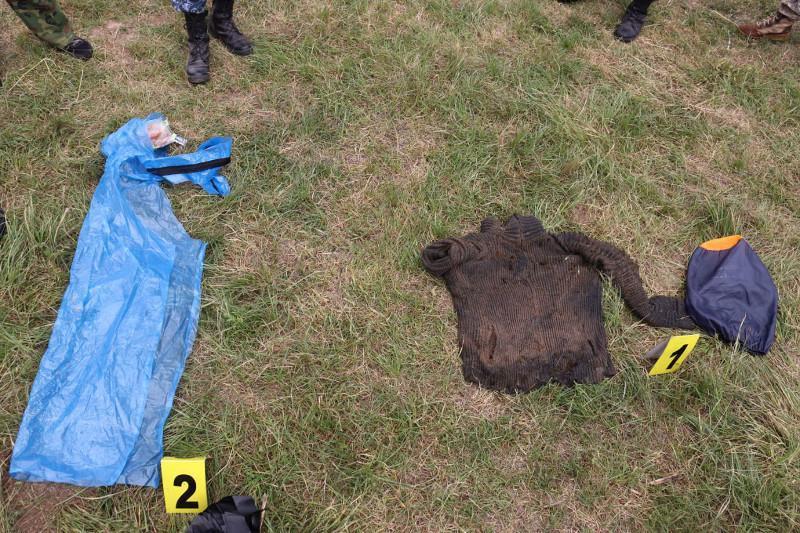 У реки Угам найдены вещи пропавших туристов